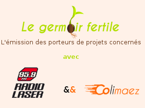 Lancement de l'émission Le Germoir Fertile sur radio laser